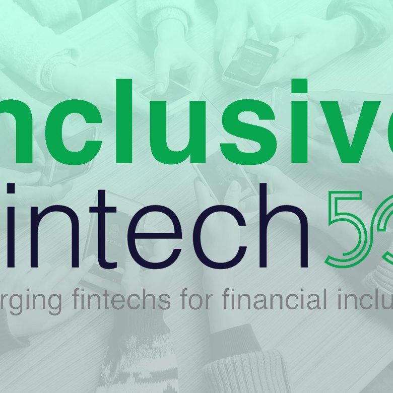Inclusive Fintech 50