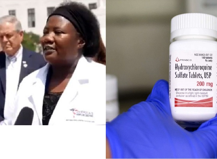 What To Know About Stella Immanuel Doctor Who Claims Hydroxychloroquine Can Cure Covid 19