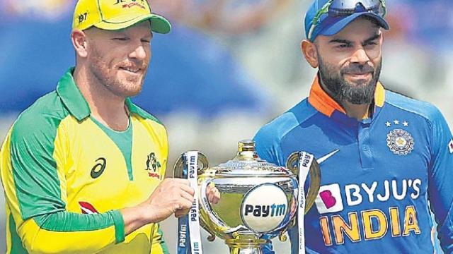 Ind vs Aus 3rd ODI