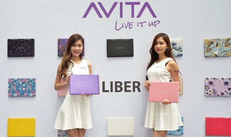 AVITA LIBER 01