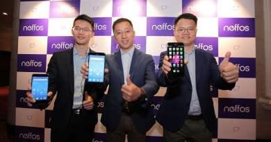 Neffos N1 Launch