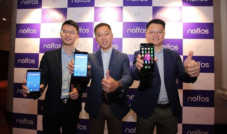 Neffos N1 Launch