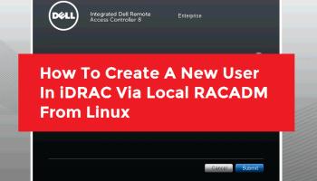How to install racadm for iDRAC on RHEL / Linux – techbeatly