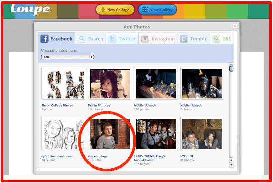 How To Create A Photo Collage On Facebook 2020 - Create Facebook Collage