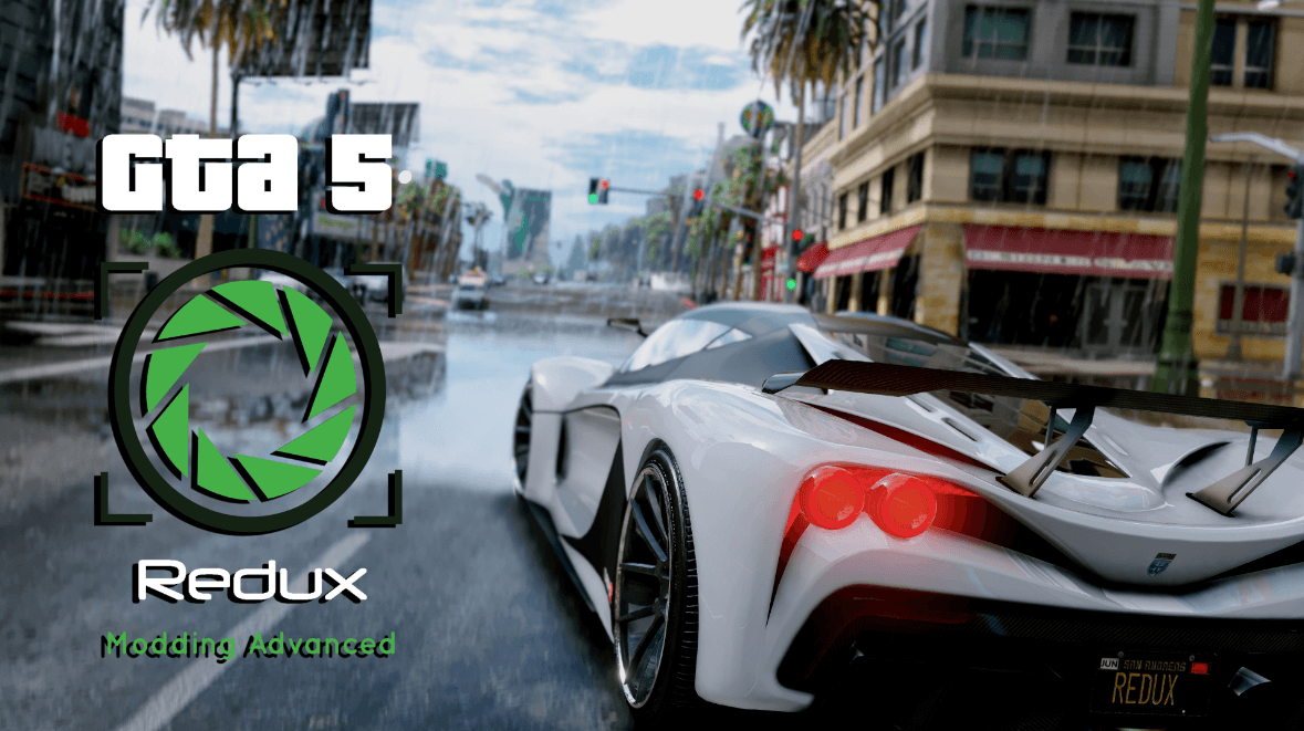 Make Grand Theft Auto Realistic With GTA V Redux Mod [Complete Guide]