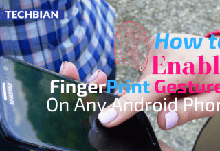 How to get FingerPrint on android