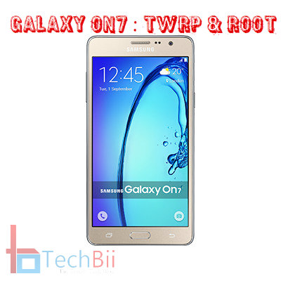 galaxy on 7 root twrp