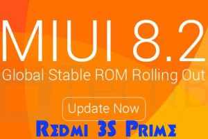download miui 8.2 global stable redmi 3s prime