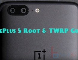 install twrp root oneplus 5