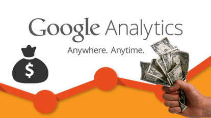 make money google analytics