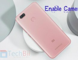 enable camera2 api on mi a1