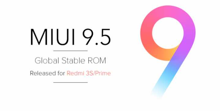 redmi 3s prime miui 9.5.1.0 global stable rom