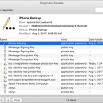 The Password You Entered to Protect Your iPhone Backup Could Not Be Set