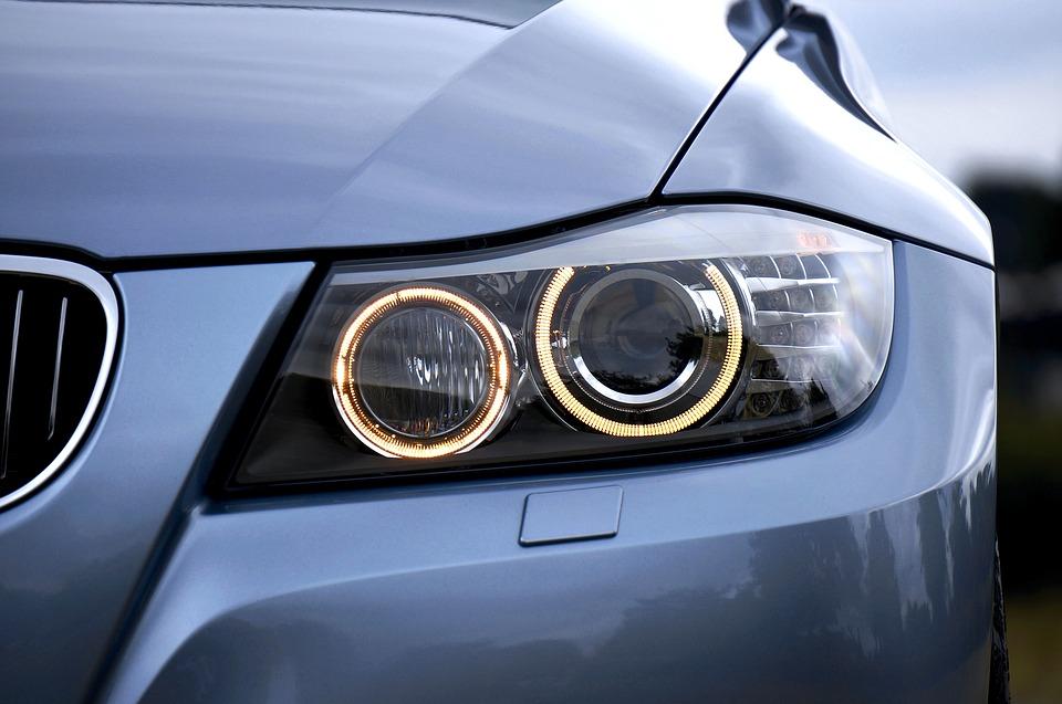 Headlight, Bmw, Auto, Automobile, Car, Luxury, Front