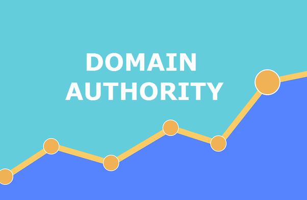 domain authority seo