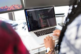 web development programming coding