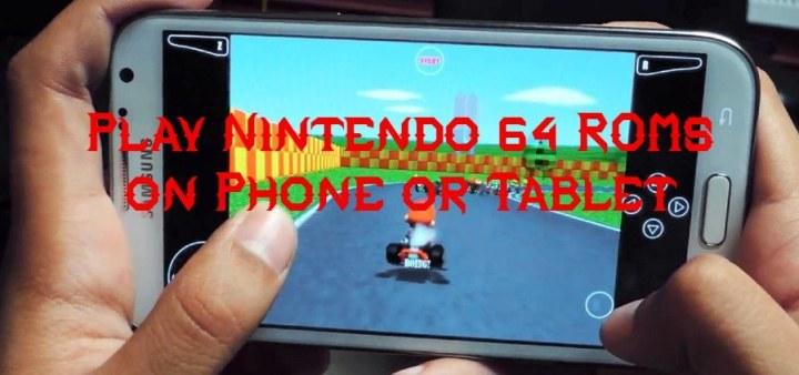 C:\Users\acer\Dropbox\Romspedia Guest Posts\Novi Tekstovi\techbii.com - Best Emulators To Play Nintendo 64 ROMs on Phone or Tablet\Play-Nintendo-64-ROMs-on-Phone-Tablet.jpg
