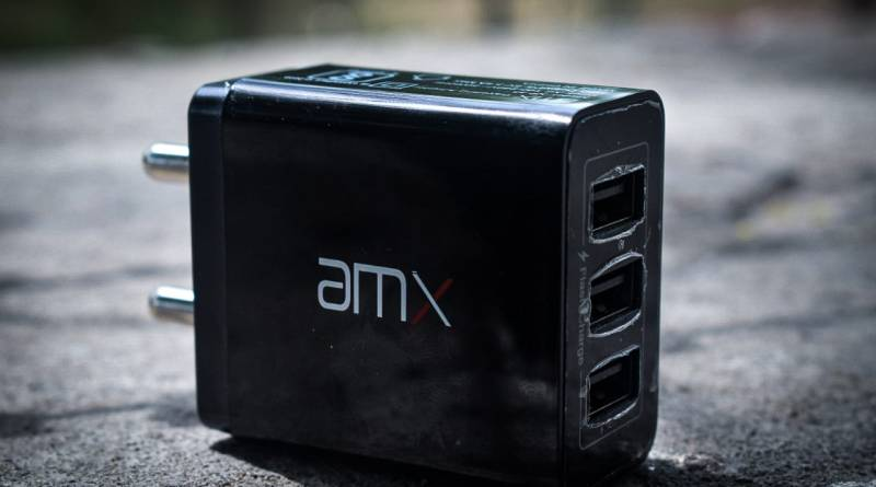 AMX 3 Port Fast Charger can Replace Your Charger