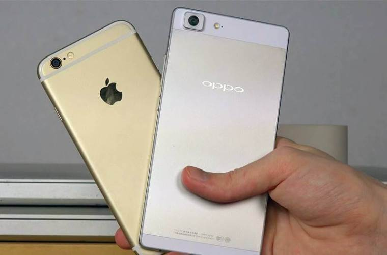 Oppo Copy Apple