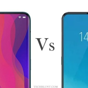 Vivo NEX A Vs Oppo Find X