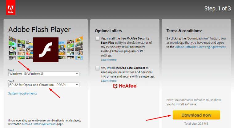 How To Install Adobe Flash Player For Hotstar [Step-By-Step Guide]