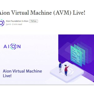 First Blockchain Virtual Machine