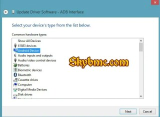 Android Device drivers