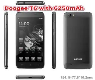 Doogee T6 specs and price