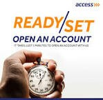 See How To Open New Access Bank Account Using Your Phone