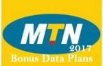 Get MTN Easter Whooping Bonus Data Now