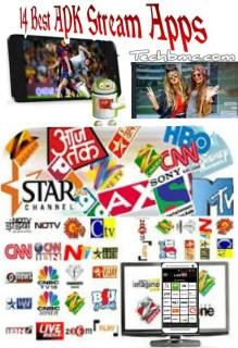 14 Best free tv streaming apk apps