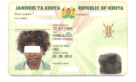 Behold How To Check The Status of Kenya National Identity Card Free
