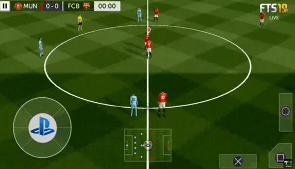 First touch soccer Mod Apk