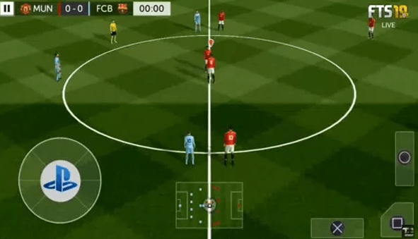 Download First Touch Soccer 2019 Free Android Offline Game