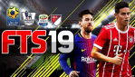 Download First Touch Soccer 2019 Free Android Offline Game (FTS 19) Mod Apk + OBB Data