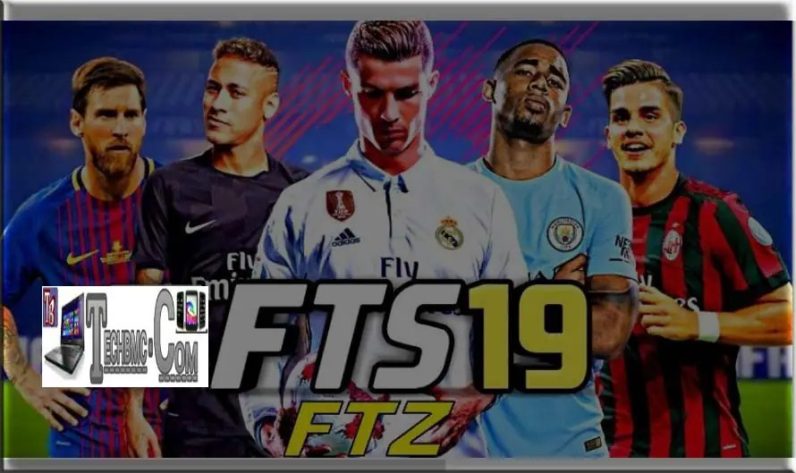 FTS MOD FTZ 2019 APK Android