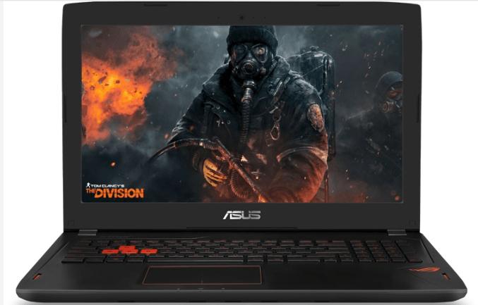 Laptop Asus ROG Strix GL502