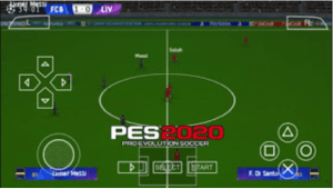Download free pes 2020 ppsspp iso file Android
