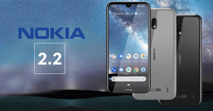 Nokia 2.2 specs and price