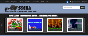 SSega.com game Emulator