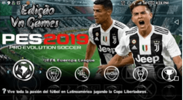 Updated PES 2019 Iso File Download For PPSSPP Android - PC • Gadget