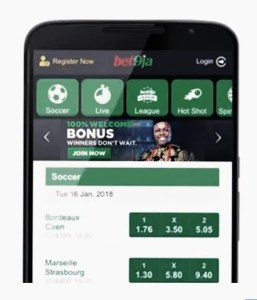 By Photo Congress || Bet9ja Old Mobile Check Coupon Betslip