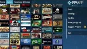 ppsspp games offline android