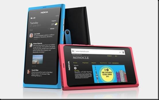 Nokia inicia pré-vendas de N9 no Brasil, MeeGo