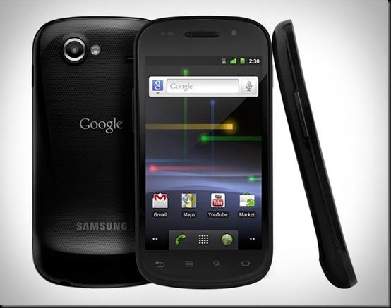 Galaxy Nexus ganha hotsite no Brasil