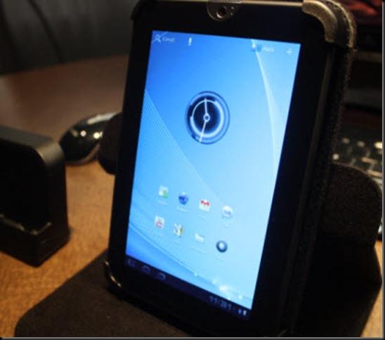 Toshiba lança novo tablet de 7 polegadas com Android e tela com alta resolução, tablet, 7 polegadas, all-in-one, thrive, DX735, Toshiba