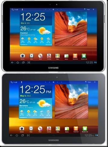 galaxy tab 10.1, Galaxy Tab 10.1 muda para poder ser vendido na Alemanha, tablet, samsung, android
