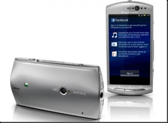Xperia neo V, Sony Ericsson confirma atualização da linha Xperia, Sony Ericsson, Android, Android 4.0, Ice Cream Sandwich, Xperia, smartphones