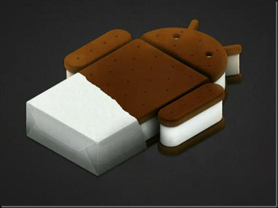 O Ice Cream Sandwich está chegando, Ice Cream Sandwich, Android, Android 4.0, Google, Samsung