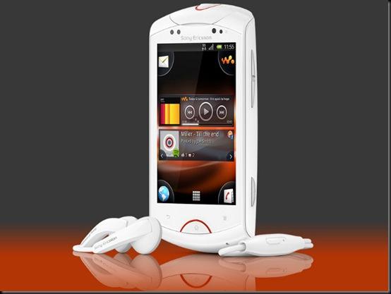 Sony Ericsson Live Walkman chega ao Brasil, Sony Ericsson Live Walkman, Sony eericsson, Smartyphones, lançamento, android